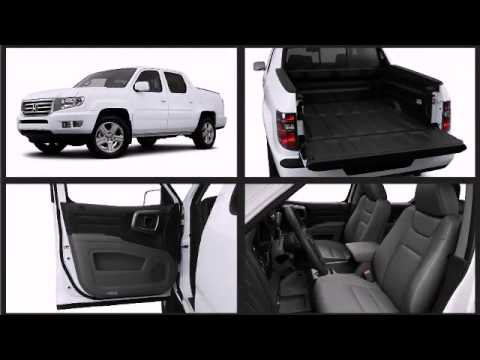2013 Honda Ridgeline Video