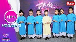 Biệt Tài Tí Hon 2|Tập 3: 7 Cô Ba Long An siêu cute giúp Anh Tú vớt cú chót ngoạn mục trước Huỳnh Lập