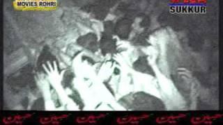 9 muharram famous 9 dhaal rohri matam at fijr time rohri sindh