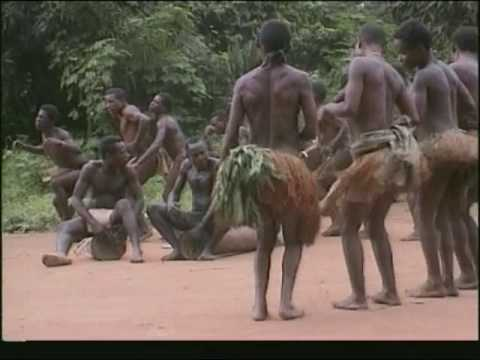 The Polyphonic Singing of the Aka Pygmies of Central Africa Music Videos