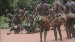 The Polyphonic Singing of the Aka Pygmies of Central Africa