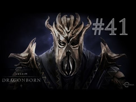 Let's Play TES V Skyrim Dragonborn (Deutsch/HD) #41 - Der Kampf mit Miraak