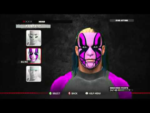 Jeff Hardy Wwe Games Wwe 13 How to Make Jeff Hardy