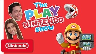 The Play Nintendo Show – Episode 15: Super Mario Maker for Nintendo 3DS