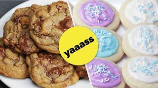 6 Easy Delicious Cookie Recipes