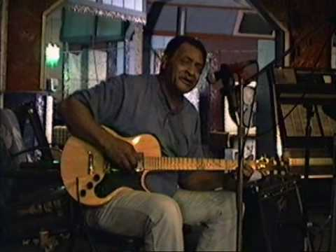 Remembering Junior Kimbrough - I'm Leaving You Baby