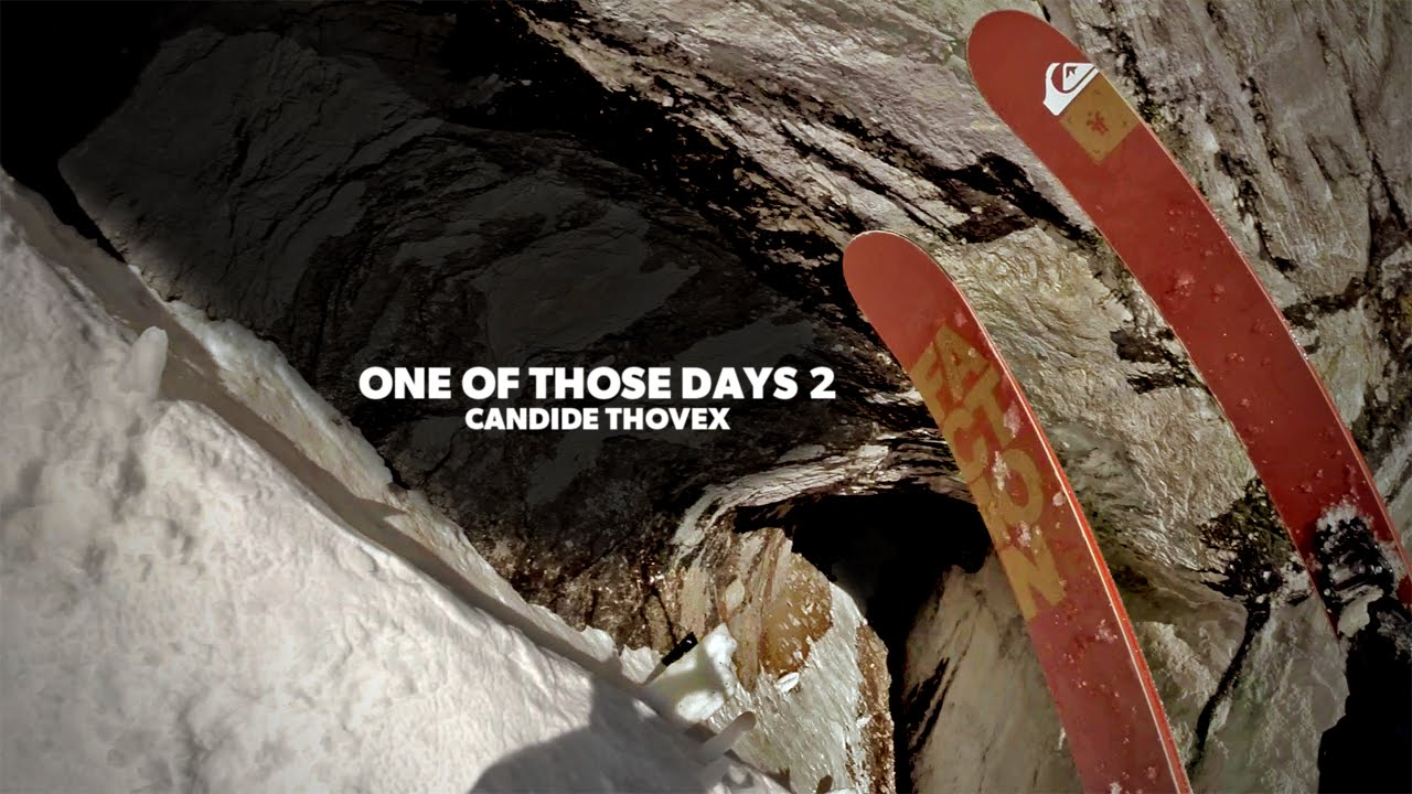 One of those days 2 - Candide Thovex - KnifeShow 2015-01-23 19:43