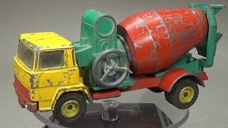 German Diecast Siku Super-Serie V 291 Cement Mixer Restoration