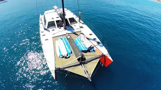 How to choose a catamaran – Catamaran sailing techniques