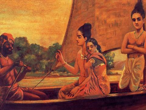 Ramayana (Pic Courtesy: Google Image Search)