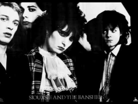 Siouxsie And The Banshees - Staircase Mystery
