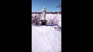 Prière Catholique: l'Angelus, devoir 3 fois quotidien des Fils gilets jaunes suppliants des Francs