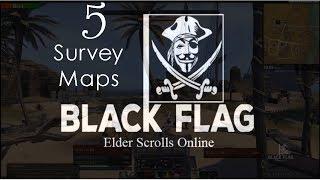 How I Make 300k - 900k ESO Daily Episode 5 Survey Maps