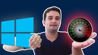 Como Deixar Seu PC 100% Mais RÁPIDO Sem FORMATAR  ►2017◄
