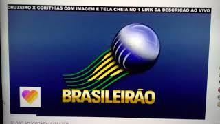 Vinheta Brasileirão Série A Entre Cruzeiro e Corinthians