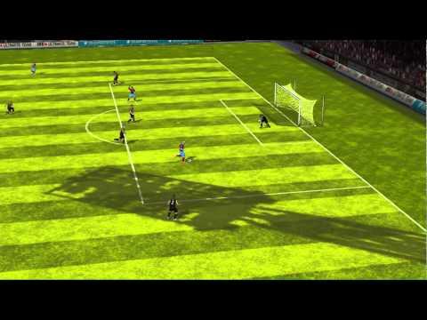 FIFA 14 iPhone/iPad - Hamburg SC vs. U.N.A.M.
