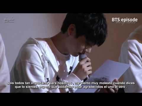 BTS Carta a los ARMYs en la fiesta de Cumpleaños Sub Español