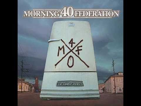 Morning 40 Federation - Washing Machine