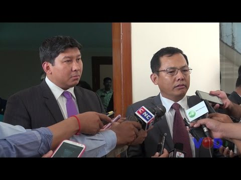 1st Commitee of Assembly Resquested to Say Sam Al For Land Dispute in Koh Kong