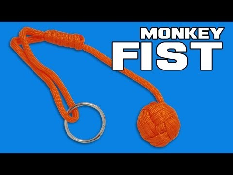 Paracord Monkey Fist