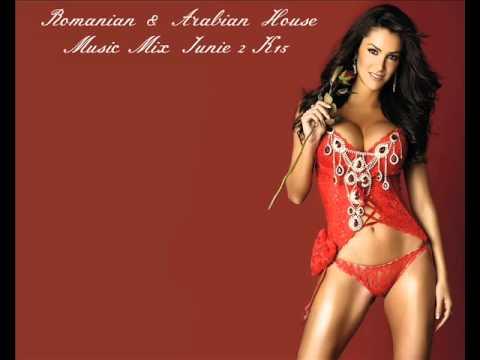 Romanian & Arabian House Music Mix Iunie 2K15