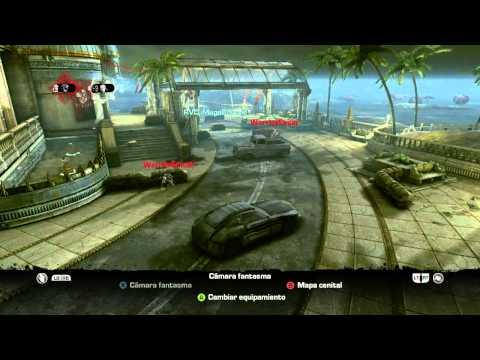 Gears of war 3 WMP vs RVC