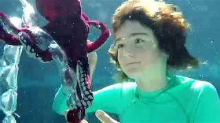 March For The Ocean: Plastic Invasion - Mermaid