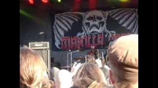 Watch Manilla Road Hammer Of The Witches video