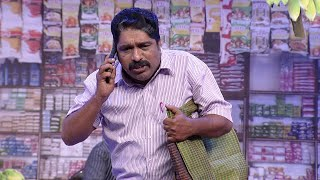 #ThakarppanComedy I Weapon of a gunda!!! I Mazhavil Manorama