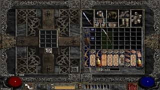 Path of Diablo S7 (Diablo 2 mod) - HC Assassin 1 part 5 (nightmare) ► 1080p 60fps No commentary