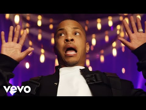 T.I. - DOPE (Official) ft. Marsha Ambrosius