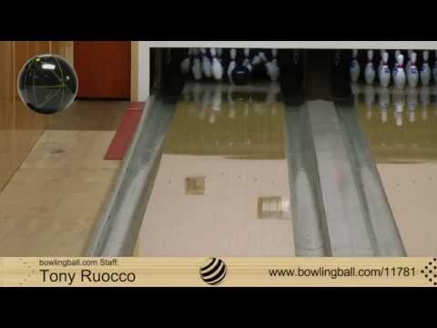 bowlingball.com Pyramid Blood Moon Bowling Ball Reaction Video Review