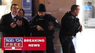 Shooting in Strasbourg, France - LIVE BREAKING NEWS COVERAGE