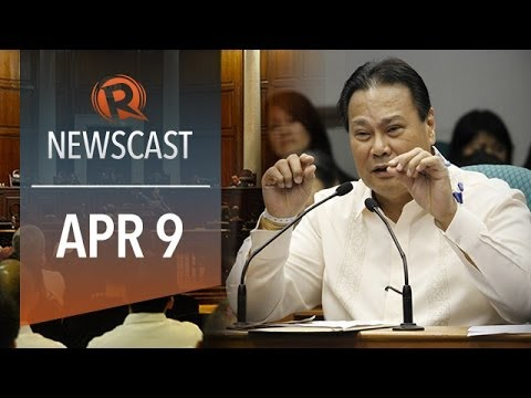 Rappler Newscast: Corona retirement pay, MILF party, Japan minke whales