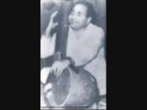Haal Dekha Jo Beqararoon Ka- Mohammad Rafi Ghazal