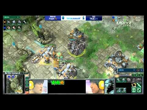 SPL [03.30] Flash(T.B.L.S) vs TRUE(Masters) 2SET / Bel'Shir Vestige LE - Starcraft 2,esportst