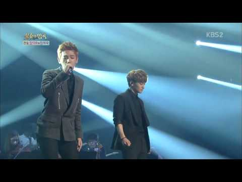 Download Lagu 130817 EXO's Baekhyun and Chen - Really I Didn't Know @ Immortal Song 2 MP3 Free
