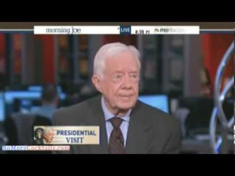 "Jimmy Carter's admits he Funded Al Queda or ""Freedom fighters"" in Afghanistan"