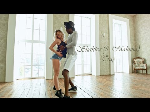 download lagu Shakira Ft. Maluma - Trap, Romantic Choreo By Valeriya gratis