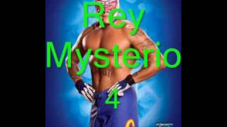 The Top 10 Greatest Mexican Wrestlers