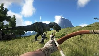Игра Ark: Survival Evolved и как получить доступ на нее в Steam