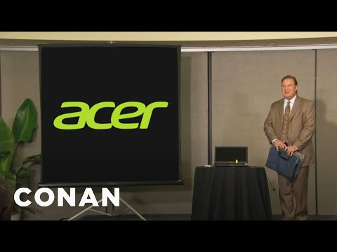 The Acer Computers 2014 Keynote