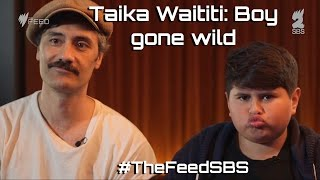 Taika Waititi: Boy gone wild - The Feed