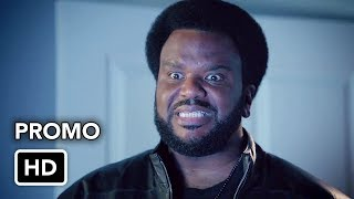 "Ghosted (FOX) ""They're Here"" Promo HD - Craig Robinson, Adam Scott comedy series"