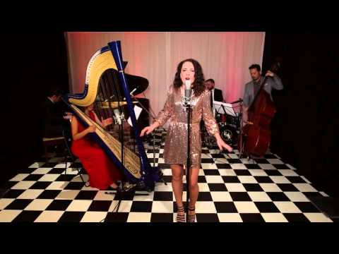 """Time After Time"" Sung By 14 Year Old Caroline Baran - Postmodern Jukebox"