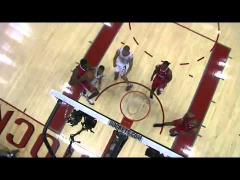 Al-Farouq Aminu amazing BOUNCE shot vs. Rockets (Jan. 26, 2011)