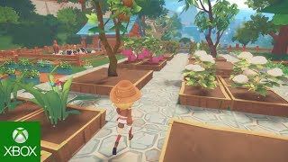 My Time At Portia - Preorder Trailer