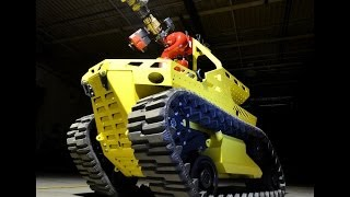 Fire Fighting Robot Thermite T3.0