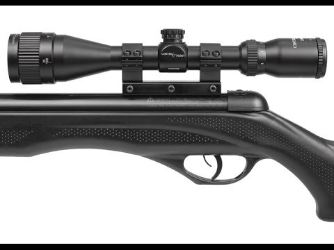 Benjamin NP Limited Edition .22 Cal Air Rifle Review, Made In The USA!