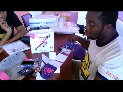 GameNerd Unboxing (With Kaydude667): Blu telecom 4G 'founder' Package